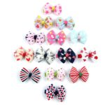 Alfie Pet by Petoga Couture - Edena Bow Hair Clip 14-Piece Set for Dogs, Cats and Small Animals 2