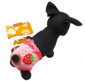 Alfie Pet Apparel - Zoe Diaper Dog Sanitary Pantie (for Girl Dogs)