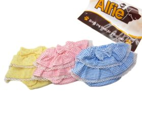 Alfie Pet Apparel by Petoga Couture - Ami Diaper Dog Sanitary Pantie (for Girl Dogs)