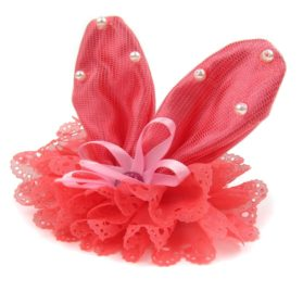 Alfie Pet by Petoga Couture - Angela Rabbit Hair Clip for Dogs, Cats and Small Animals 2