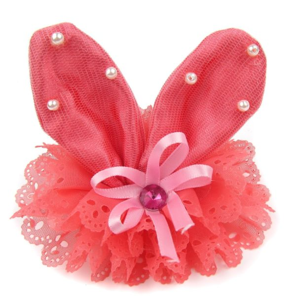 Alfie Pet by Petoga Couture - Angela Rabbit Hair Clip for Dogs, Cats and Small Animals