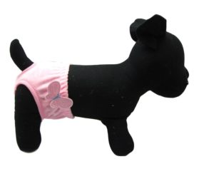 Alfie Pet by Petoga Couture - Brittany Diaper Dog Sanitary Pantie (for Girl Dogs)
