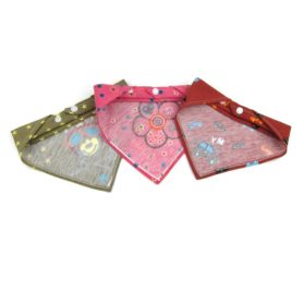 Alfie Pet by Petoga Couture - Cais Bandana 3-Piece Set for Dogs & Cats 2