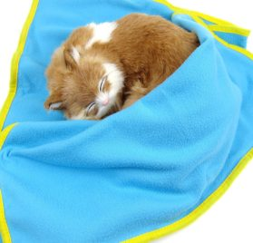 Alfie Pet by Petoga Couture - Harper Fleece Blanket for Dogs and Cats