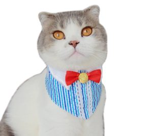 Alfie Pet by Petoga Couture - Heather Bandana for Dogs and Cats 2
