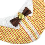 Alfie Pet by Petoga Couture - Heather Bandana for Dogs and Cats 6
