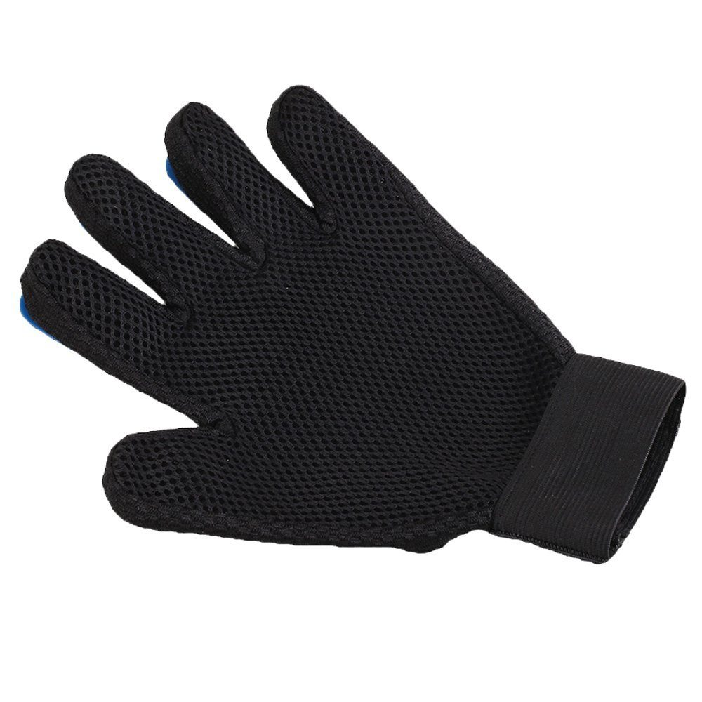 Cideros Professional Pet Grooming Gloves Best Cat And Dog
