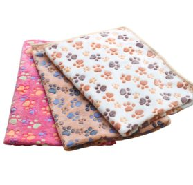 LuWees Pet Blanket for Small Cats and Dogs 2