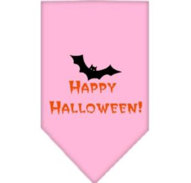 Mirage Pet Happy Halloween Screen Print Dog Bandana