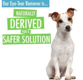 Natural Rapport Eye Tear Stain Remover for Dogs 2