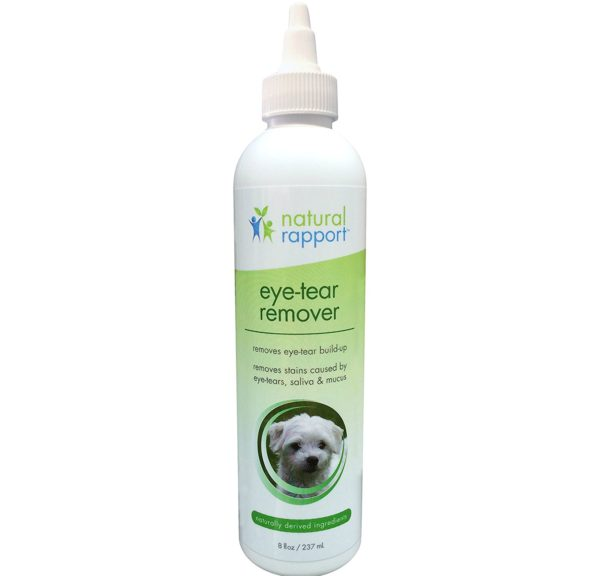Natural Rapport Dog Eye Tear Stain Remover For Dogs