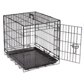 Petedge Epoxy-Coated Steel Crate Appeal Dog Crate 2
