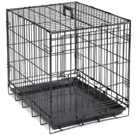 Petedge Epoxy-Coated Steel Crate Appeal Dog Crate