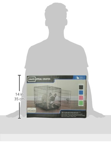 Petedge Epoxy Coated Steel Crate Appeal Dog Crate