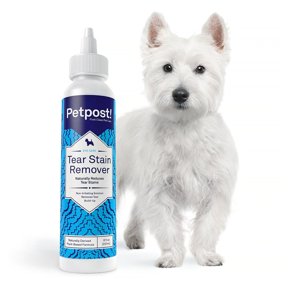 Petpost Tear Stain Remover For Dogs Best Natural Eye
