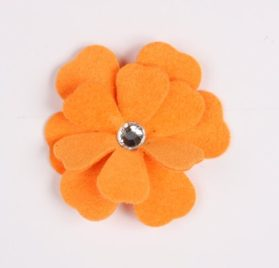's Garden Ultrasuede Hair Bow for Dogs
