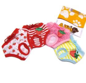 Alfie Pet Apparel - Torri Diaper Dog Sanitary Pantie (for Girl Dogs)