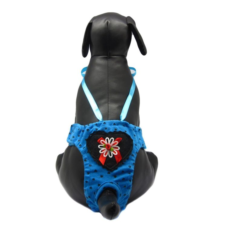 Alfie Pet Apparel by Petoga Couture - Koji Diaper Dog Sanitary Pantie - (for Girl Dogs)