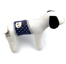 Alfie Pet by Petoga Couture - Geoff Belly Band for Boy Dogs 2