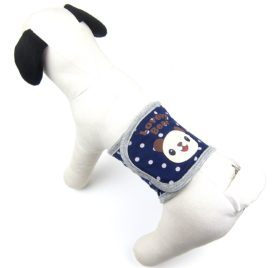 Alfie Pet by Petoga Couture - Geoff Belly Band for Boy Dogs