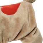 Toy Dog Teddy Bear Onesie For Yorkie Pom Chihuahua Papillon Lhasa Apso Shih Tsu 3