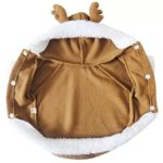 Dogloveit Halloween Animals Shapes Costumes Soft Dog Clothes For Dog Cat Puppy Pet 4