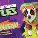 Rubies Costume Company Teenage Mutant Ninja Turtles Michelangelo Pet Costume 4