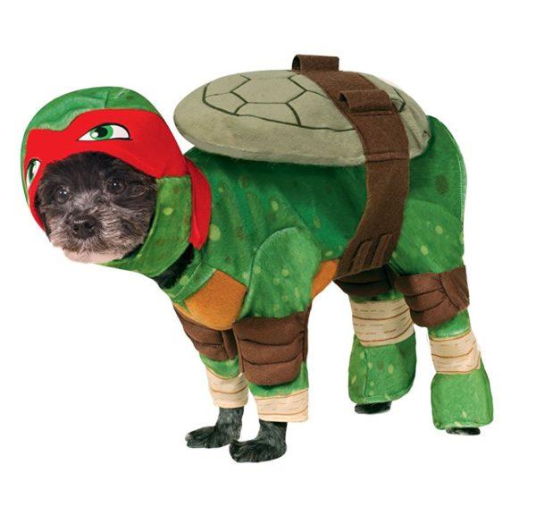 Rubies Costume Company Teenage Mutant Ninja Turtles Rafael Pet Costume