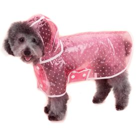 Alfie Pet by Petoga Couture - Alvin Raincoat (for Dogs and Cats)