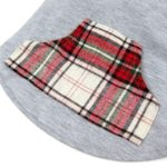 Alfie Pet by Petoga Couture - Leo Flannel Hoodie 6