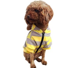 Alfie Pet by Petoga Couture - Mina Hooded Jumper 8