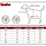 BINGPET BA1002-1 SECURITY Patterns Printed Puppy Pet Hoodie Dog Clothes 2