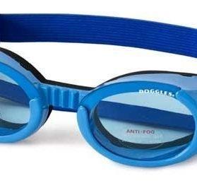 Doggles - ILS Extra Small Shiny Blue Frame - Blue Lens (DODGILXS-04)