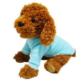 Idepet Cotton Dog Hoodie Cat Pet Clothing Puppy Coat Dog Apparel Winter Spring Sweatshirt Warm Sweater