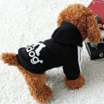 Idepet(TM) Pet Dog Cat Hoodie Cotton Puppy Sweater Teddy Clothes Poodle Coat Chihuahua Dog Jacket Clothing for Small Dog 2