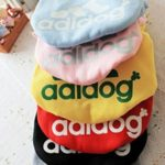 Idepet(TM) Pet Dog Cat Hoodie Cotton Puppy Sweater Teddy Clothes Poodle Coat Chihuahua Dog Jacket Clothing for Small Dog 4