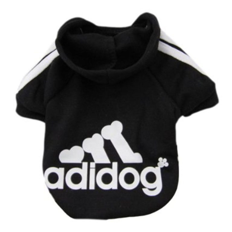 Idepet(TM) Pet Dog Cat Hoodie Cotton Puppy Sweater Teddy Clothes Poodle Coat Chihuahua Dog Jacket Clothing for Small Dog