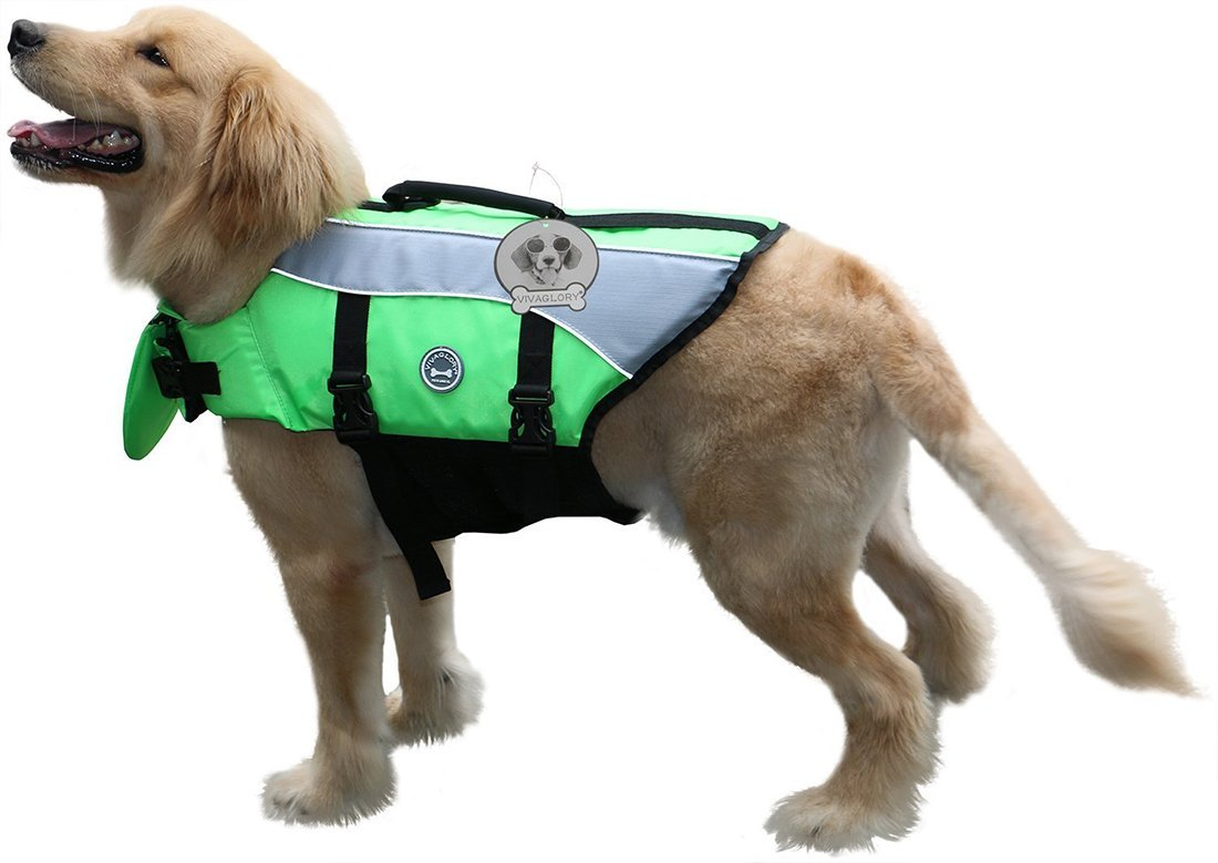 Viva Home Comfort >> Vivaglory Dog Life Jackets with Extra Padding for Dogs, X ...
