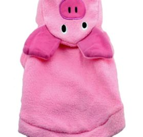 ARJOSA Puppy Dog Pet Hoodie Jumpsuit Pig Halloween Costume Clothes 2