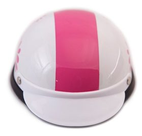 Helmet for Dogs, Cats and All Small Pets, Pet Accessory - Pink Fireworks for small dogs 5-10 lbs 2