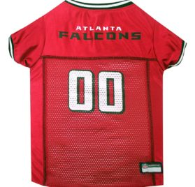 NFL PET JERSEY. - Football Licensed Dog Jersey. - 32 NFL Teams Available. - Comes in 6 Sizes