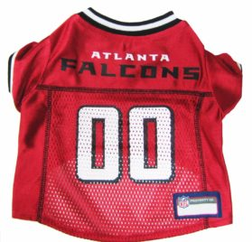NFL PET JERSEY. - Football Licensed Dog Jersey. - 32 NFL Teams Available. - Comes in 6 Sizes 2