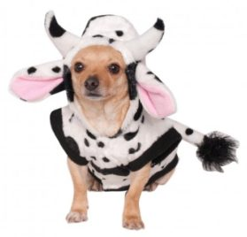 Rubies Costume Company Cow Pet Costume