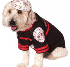 Rubies Costume Company Friday The 13th Jason Pet Costume