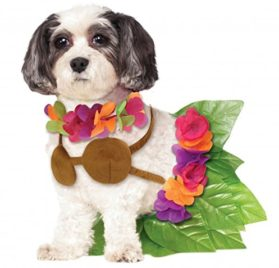 Rubies Costume Company Hula Girl Pet Costume
