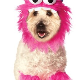 Rubies Costume Company Monster Set Pet Costume, Small, Pink