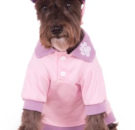 Rubies Costume Company Pink Sport Cap for Pet