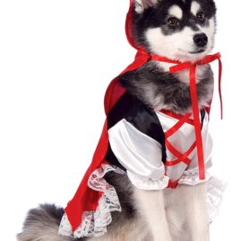 Rubies Costume Red Riding Hood Dog Costume