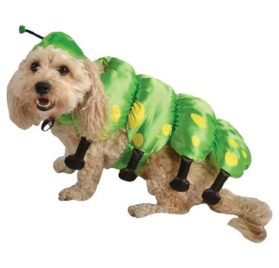 Caterpillar Dog Pet Halloween Costume X-small