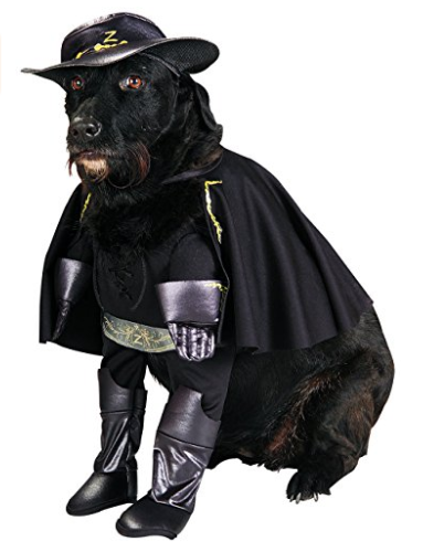 Rubie'S Zorro Pet Costume